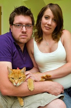 Cat owners issue snares warning